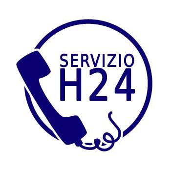 Reperibilità H 24